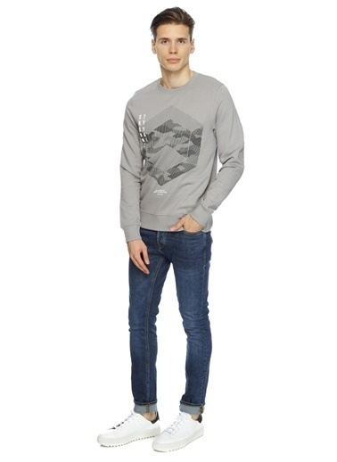 Jack & Jones Sweatshirt Antrasit